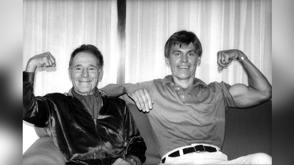 A Tribute to My Great Friend, Jack LaLanne