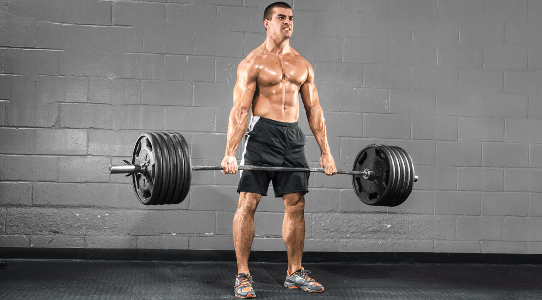 3 Exercises to Add Pounds to Your Deadlift Max