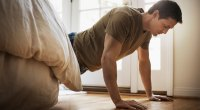 At-Home Workout In 20 Minutes