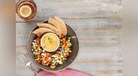 Mediterranean Meze Breakfast Bowl