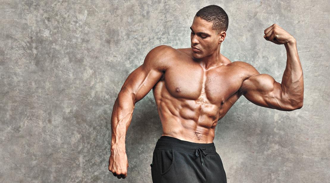 The 6-Week Program for Bulging Pecs, Broad Shoulders, and Bigger Legs