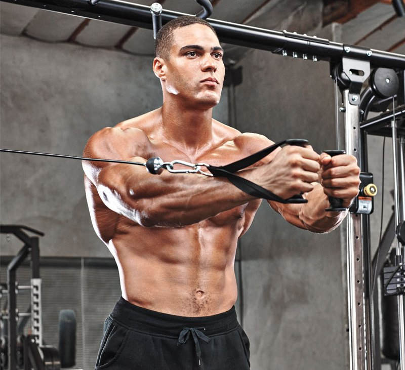 Cable Chest Flye