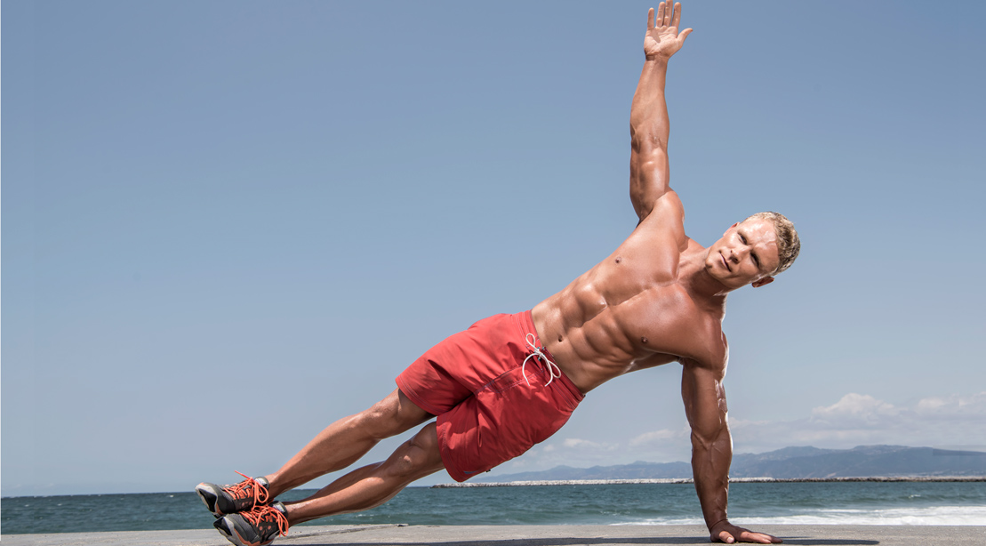 5 sand workouts to get ripped on the beach