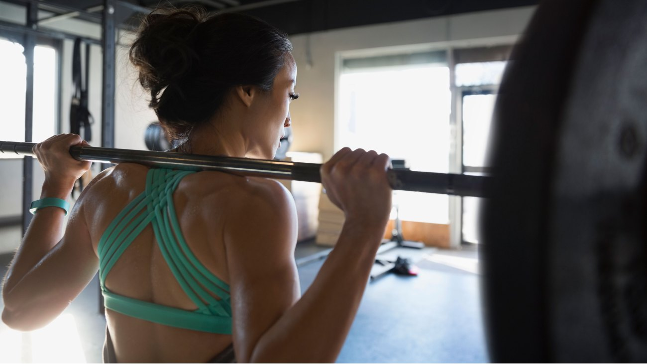The Competition Body Workout Plan: Phase 1