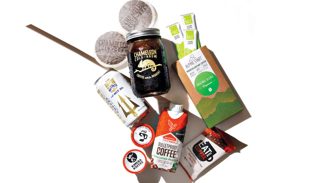 7 Caffeinated Products to Boost Your Energy
