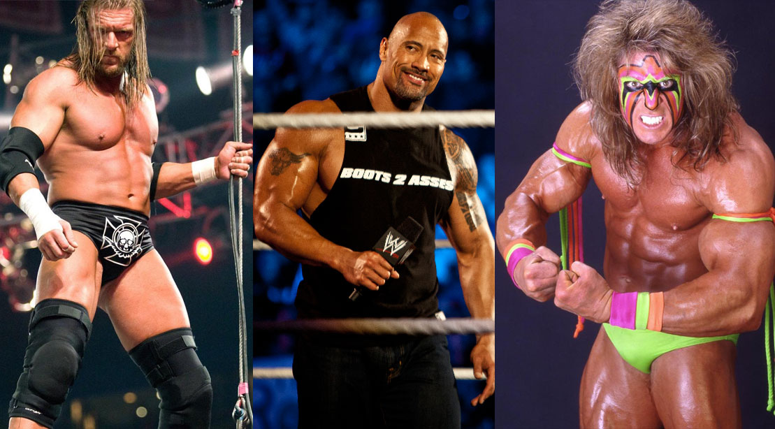 The 12 Best Bodies in WWE History