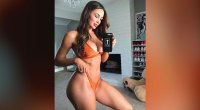 The 9 Hottest Photos of FItness Influencer Ana Cheri