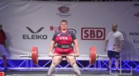 Watch: Bonica Brown Sets Multiple World Records at 2018 IPF Powerlifting Championships