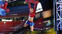 Jessie Graff on 'American Ninja Warrior'