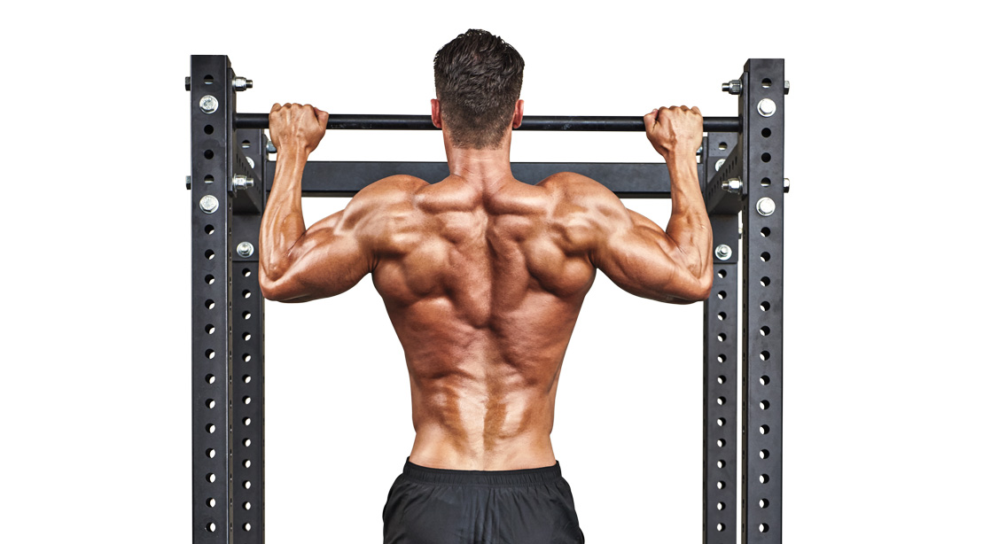 The 100-Pullup Challenge to Test Your Upper Back | Muscle & Fitness
