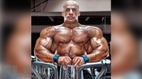 How Big Ramy Built His Ridiculously Thick, Wide Back
