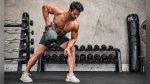 The 3-Move, Bottoms-Up Kettlebell Workout