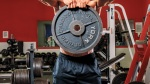 Plate Upright Row