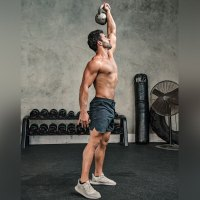 Kettlebell Turkish Getup