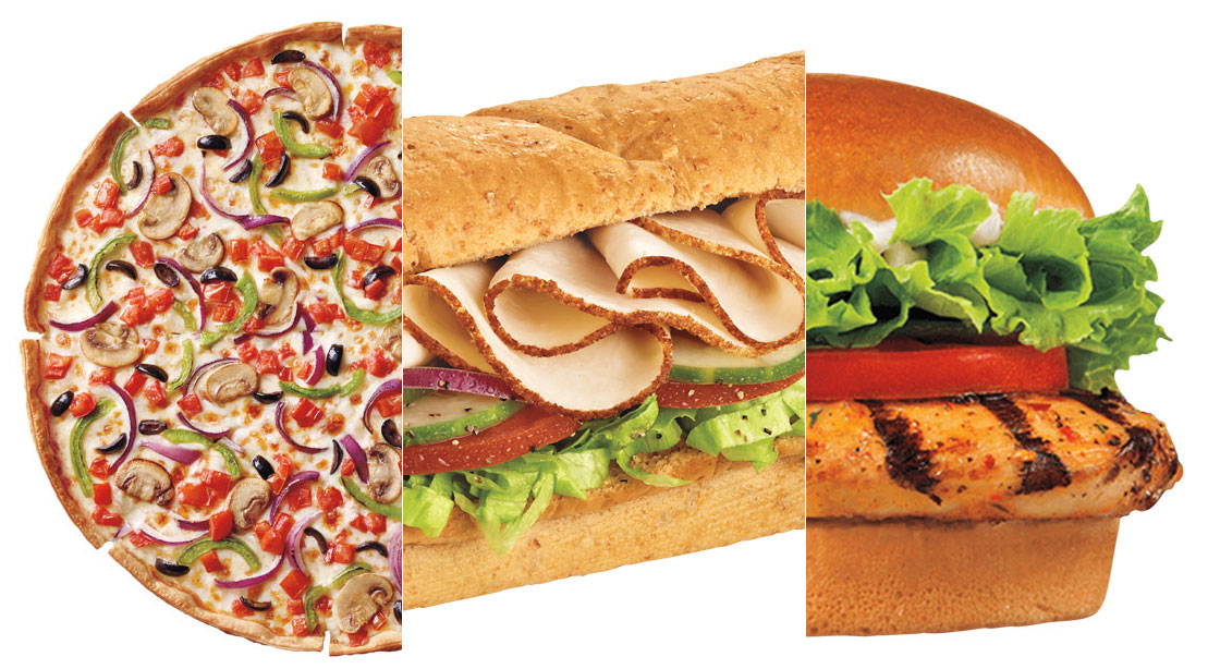 7 Fast Food Options That Won't Ruin Your Diet