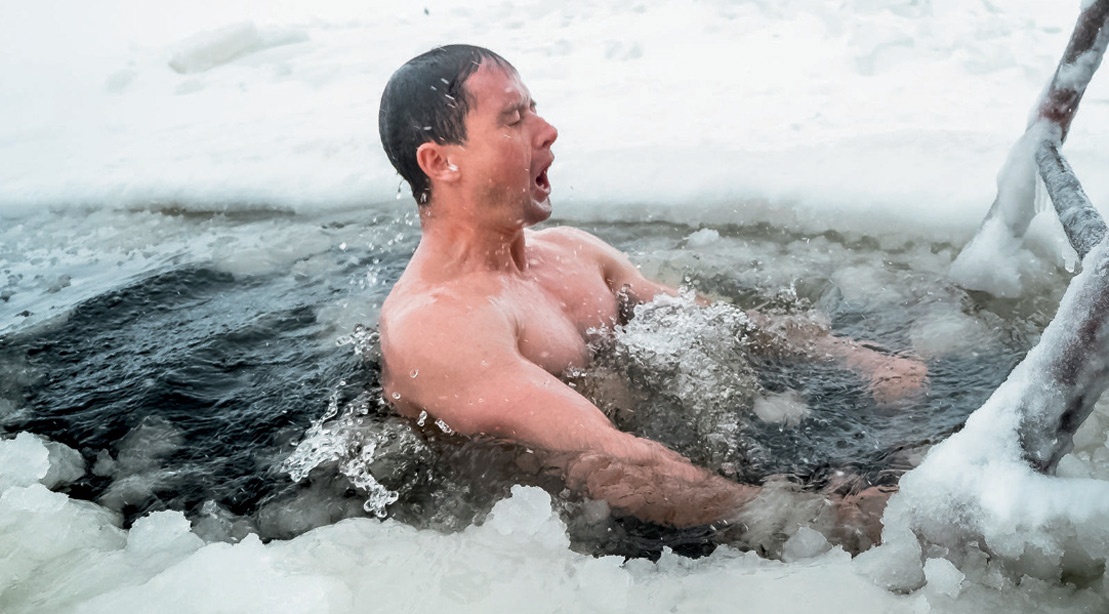 Mythbusters: Ice Baths Aid Recovery
