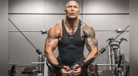 Dwayne 'The Rock' Johnson's Muscle-Building Week of Workouts