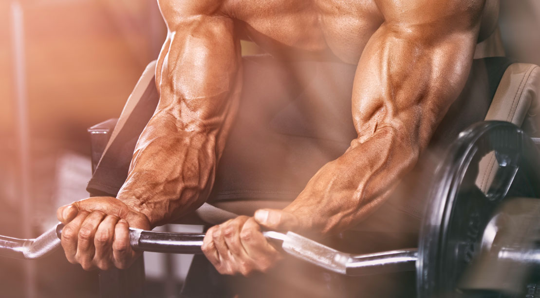 15 Exercises To Make Your Forearms Bigger And Stronger Muscle Fitness