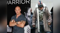Tom Hardy's Best Body Transformations and Training Programs