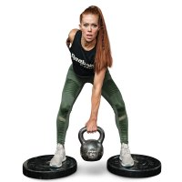 Alternating Single-Arm Deadlift