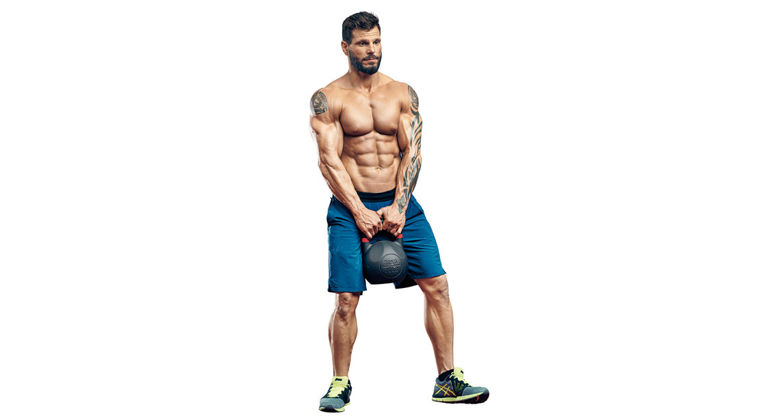How to Kettlebell Duck Walk to Build Strength