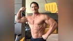 John Cena Is Crazy Ripped as He Teases the Reveal of His New Move at WWE Live Shanghai