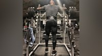 The Rock's Saturday Night Workout