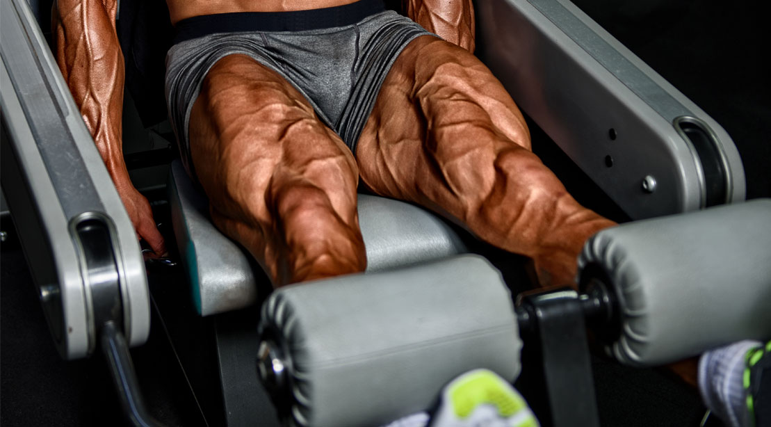 The 10 Best Exercises for Competition-ready Legs