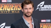 Chris Hemsworth Shares First Look at the New 'Men in Black' With Tessa Thompson
