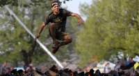 Three Drills to Improve Your Obstacle Course Race Fire Jump