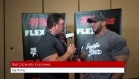 Big Ramy interview