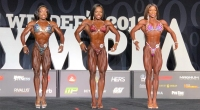 2018 Olympia Figure Call Out Report