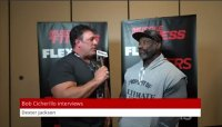 Former Champ Dexter Jackson Talks About Going Into His 19th Olympia