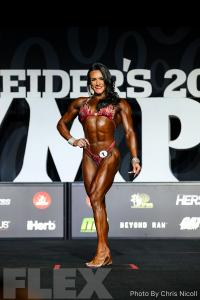 Natalia Abraham Coelho - Women's Physique - 2018 Olympia