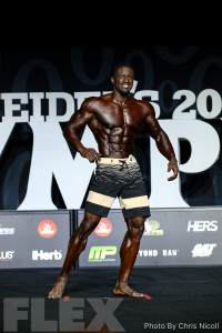 George Brown - Men's Physique - 2018 Olympia