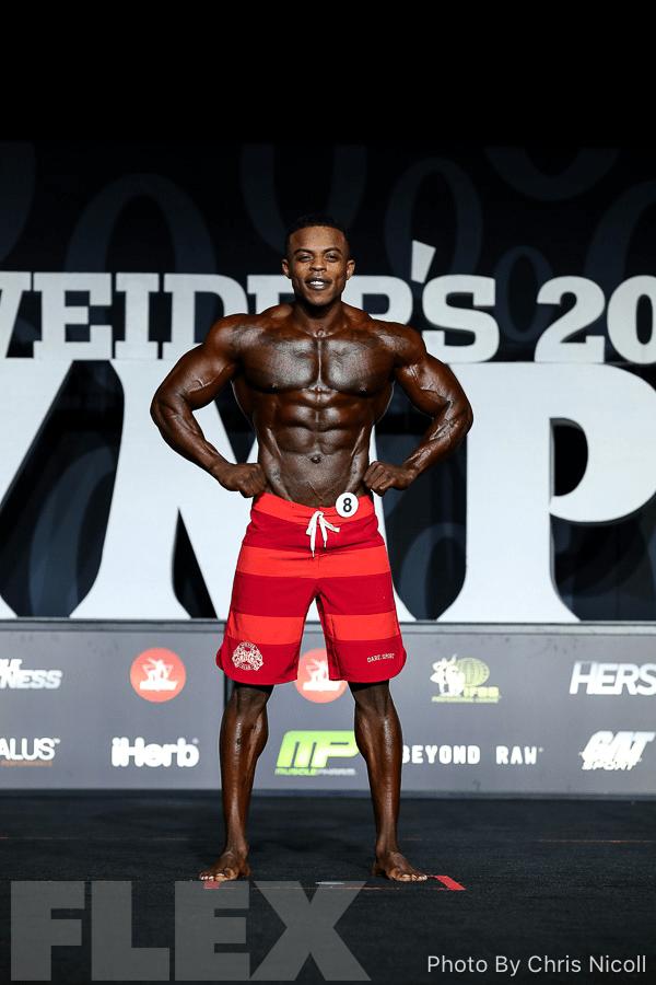 Andre Ferguson - Men's Physique - 2018 Olympia