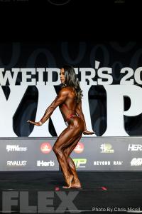 Daniely Castilho- Women's Physique - 2018 Olympia