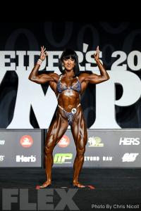 Priscila Cavilha- Women's Physique - 2018 Olympia