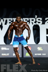 Kyron Holden - Men's Physique - 2018 Olympia