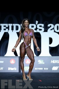 Candice Lewis Carter - Figure - 2018 Olympia