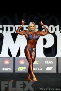 Lenka Ferencukova - Women's Physique - 2018 Olympia