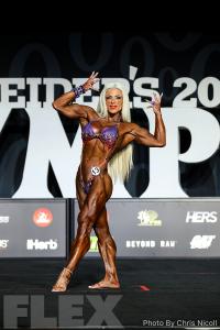 Anne Luise Freitas - Women's Physique - 2018 Olympia