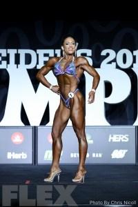 Jaclyn Baker - Fitness - 2018 Olympia