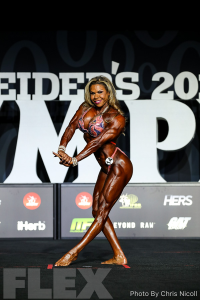 Heather Grace - Women's Physique - 2018 Olympia