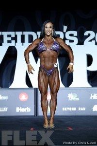 Darrian Borello - Fitness - 2018 Olympia