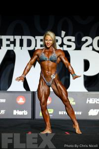 Kira Neuman - Women's Physique - 2018 Olympia
