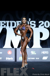 Carly Starling Horrell - Figure - 2018 Olympia