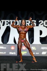 Paloma Parra - Women's Physique - 2018 Olympia