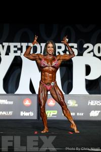 Paloma Parra - Women's Physique - 2018 Olympia