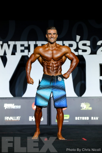 Ryan Terry - Men's Physique - 2018 Olympia
